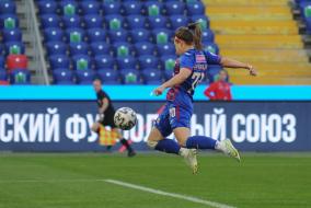 11-й тур Суперлиги: ЦСКА 2 - 0