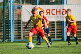 1 тур. ФК Атлетик — FC ATHLETIC MINSK