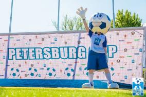награждение PETERSBURG CUP