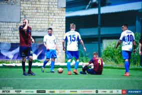 2SCHOOL vs GETMAN KYIV | SFCK FAVBET 2021 |