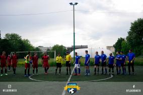 «Січ» - «Білгород» (Футбол 5х5)