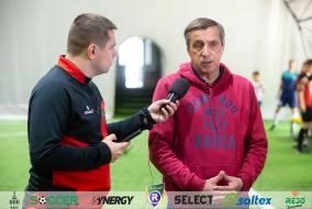 Енергія  0 : 6  VBA   R-CUP SPRING 2021