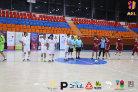 FC Impuls3 : 5Real Madrid CFASL B DIVISION, B DIVISION