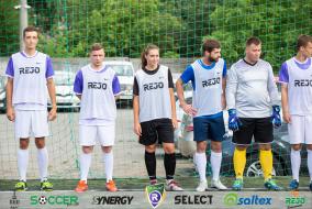 FC Soft Serve  5 : 5  ФК Легіон | R-CUP SPRING 2021