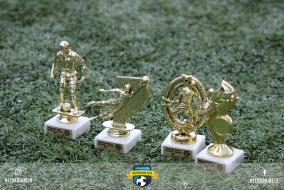 Нагородження переможців сезону 8х8 НФЛ весна-літо!