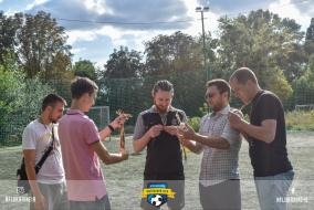 Нагородження переможців сезону 5х5 НФЛ весна-літо!