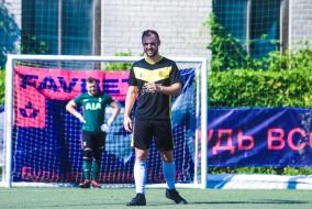 GETMAN KYIV vs ASSISTANT GROUP   SFCK FAVBET 2021  