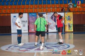 FC Nor Hachn4 : 5Movistar Futsal Club YerevanA DIVISION,  Tour 5