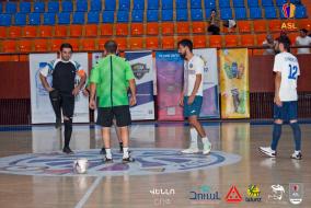 Ecoville5 : 3Movistar Futsal Club YerevanA DIVISION  Tour 9