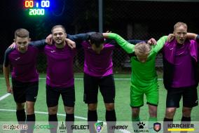 Нікофлекс  0 : 0  AZ-41 | R-CUP GRASS VII SEASON '21