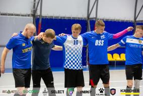 ДКС України  3 : 3  Микільська Слобідка | R-CUP FUTSAL I SEASON '21