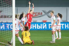 Россия - Мальта. Отборочный турнир Чемпионата мира 2023 среди женщин