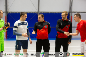 ДКС України  3 : 2  KARCHER | R-CUP FUTSAL I SEASON '21