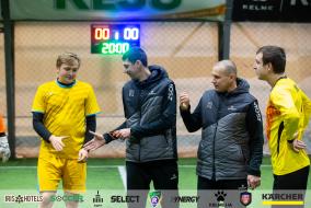 LIDERS  2 : 4  AFC Footballers | R-CUP GRASS VII SEASON '21