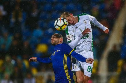 «Рубин» прервал серию поражений в Ростове-на-Дону
