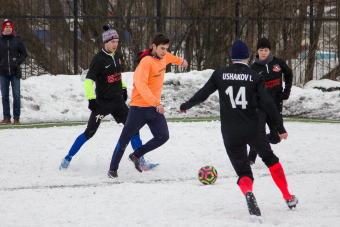 Петрович - С/х Арсенал 2:0 (1:0) - 10.03.2018