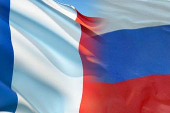 БОЛЕЛЬЩИКИ РОССИИ И ФРАНЦИИ К ФУТБОЛУ ГОТОВЫ!