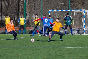 БелАЗ - Петрович 1:5 (0:0) - 07.04.2018