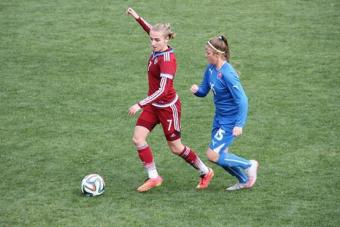 Виктория Дубова рассказала о задачах сборной России на