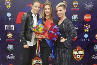 Эльвира Тодуа и Людмила Шадрина выбрали