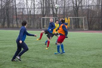 Астория - Петрович 1:2 (0:0) - 21.04.2018
