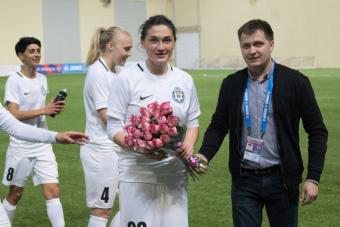Надежда Колтакова: