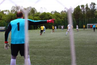 Первый выигранный кубок футбольной команды RUSSIA UNITES (Видео)