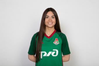 Лина Якупова: