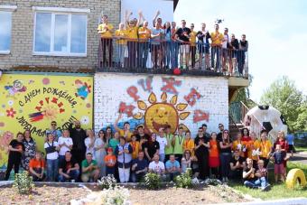 Игроки ЖФК ЦСКА посетили социально-реабилитационный центр для несовершеннолетних