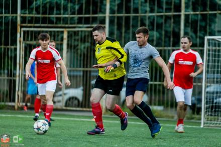 Футбол среди телекоммуникационных и ИТ-компаний – 5 августа на «Кристалле»