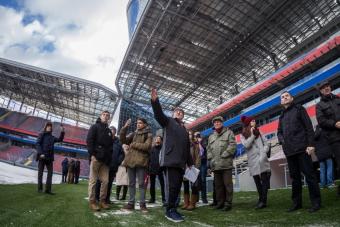 Футболистки ЖФК ЦСКА проведут тур по