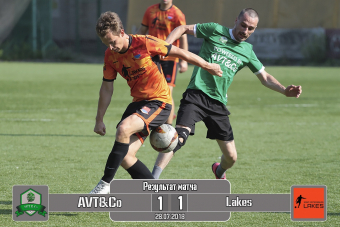 Lakes - AVT&Co 1:1