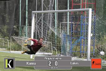 Lakes Team - Каппа 0:2