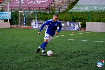 Летний Чемпионат НМФЛ. МФК Москва-МФК Столица 4:6 (0:3)