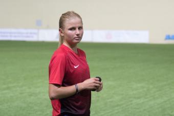 Марина Фёдорова:
