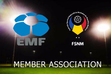 Большая честь присоединиться к EMF
