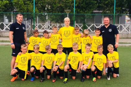 Футбольный лагерь в Болгарии