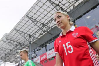 Елена Данилова завершила выступления за сборную России