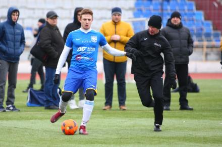 СуперЛига. «МФК Азард групп» побеждает «Мэдисон» - 1:0