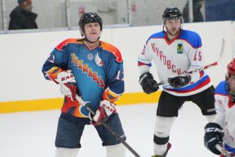 Второе подряд поражение ХК Куровское
