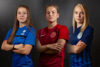 Восемь главных событий сезона в женском клубном футболе России