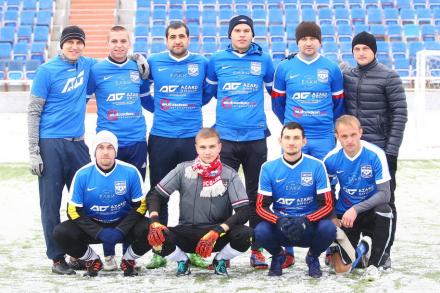 «МФК Азард групп» стал лучшей командой уик-энда 24-25 ноября