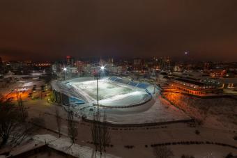 Групповой этап зимнего турнира завершен. Впереди матчи плей-офф!