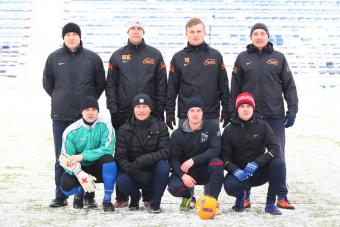 «Свои & Наши» - лучшая команда уик-энда 15-16 декабря