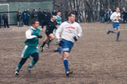 Зимнее первенство Одессы-2000/01. Итоги от квартета сильнейших