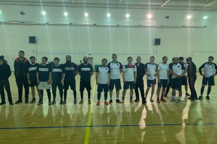 Финальный этап Чемпионата КЧР по мини-футболу