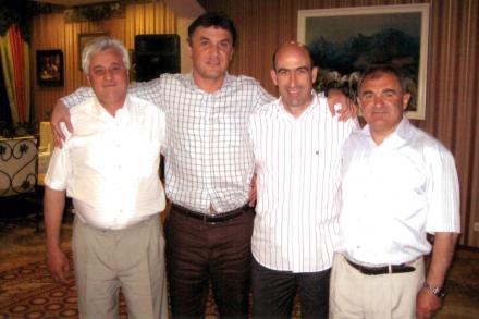 «Иван» побывал в гостях у Йордана Лечкова