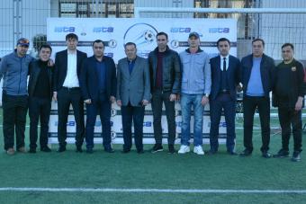 Открытие турнира ISTA Football League