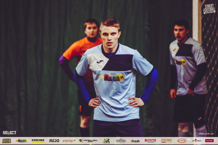 Обзор 7-го тура Street Football Challenge Kiev