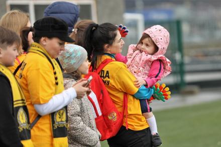 ВЕСЕННИЙ HOPES CUP 2019. ДЕНЬ ПЯТЫЙ, U-7 (2012): РЕЗУЛЬТАТ НЕПРЕДСКАЗУЕМ